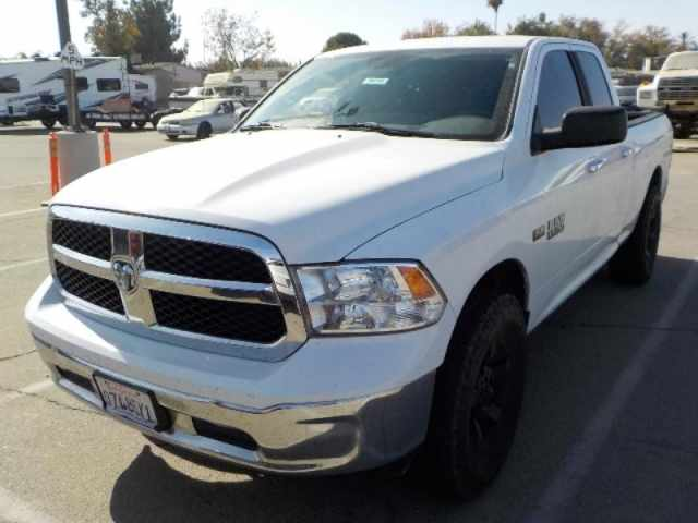 "Bakersfield Auto Mall >> Buy 2014 Ram 1500 2wd Quad Cab 140.5"" Slt - for sale In ..."